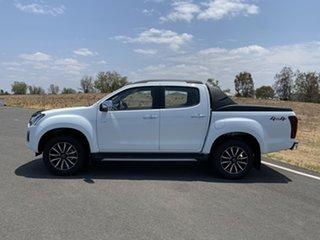 2019 Isuzu D-MAX MY19 LS-T Crew Cab Splash White 6 Speed Sports Automatic Utility