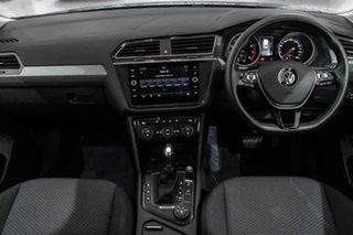 2019 Volkswagen Tiguan 5N MY19.5 132TSI DSG 4MOTION Comfortline Blue 7 Speed.