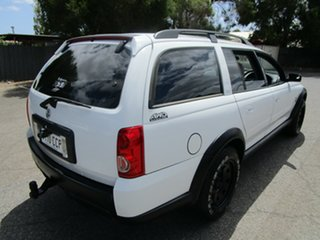 2007 Holden Adventra VZ MY06 Upgrade SX6 5 Speed Automatic Wagon