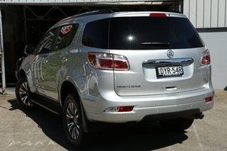 2018 Holden Trailblazer RG MY18 LTZ (4x4) Nitrate Silver 6 Speed Automatic Wagon.