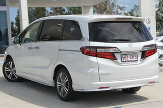 2019 Honda Odyssey RC MY20 VTi-L Platinum White 7 Speed Wagon