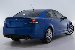 2010 Holden Special Vehicles ClubSport E Series 2 GXP Blue 6 Speed Sports Automatic Sedan.