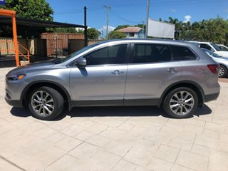 2015 Mazda CX-9 TB10A5 Grand Touring Activematic AWD Grey 6 Speed Sports Automatic Wagon