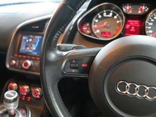 2008 Audi R8 Quattro Daytona Grey 6 Speed Sports Automatic Single Clutch Coupe