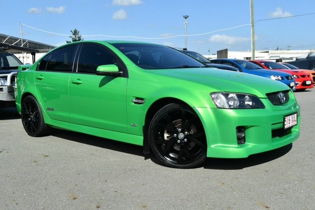 Used Holden Commodore VE MY08 SS, 2008 Holden Commodore VE MY08 SS Green 6 Speed Manual Sedan