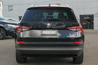 2018 Skoda Kodiaq NS MY18.5 132TSI DSG Black 7 Speed Sports Automatic Dual Clutch Wagon