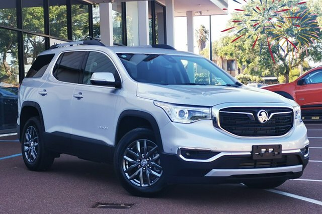 New Holden Acadia AC MY19 LTZ AWD, 2019 Holden Acadia AC MY19 LTZ AWD Nitrate 9 Speed Sports Automatic Wagon