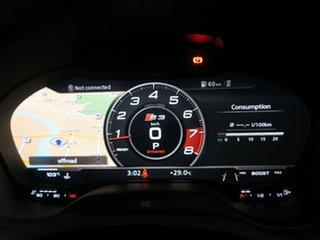 2019 Audi S3 8V MY20 Sportback S Tronic Quattro Nardo Grey 7 Speed Sports Automatic Dual Clutch