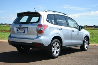 2013 Subaru Forester MY13 2.5I Ice Silver Continuous Variable Wagon