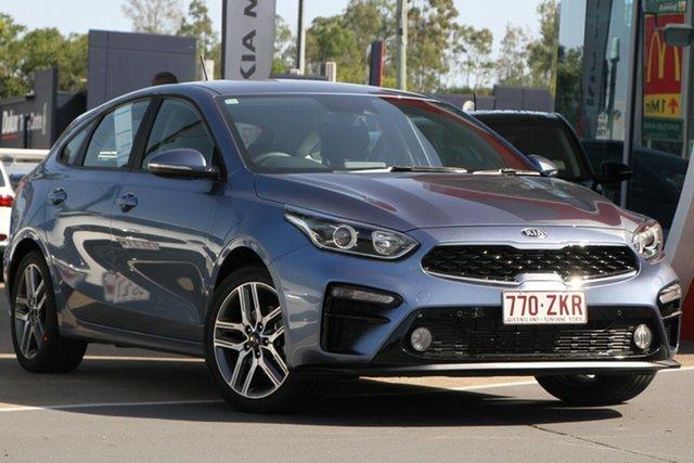 Used Kia Cerato BD MY20 Sport, 2019 Kia Cerato BD MY20 Sport Horizon Blue 6 Speed Sports Automatic Hatchback