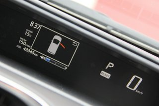 2018 Toyota Prius c NHP10R E-CVT Graphite 1 Speed Constant Variable Hatchback Hybrid