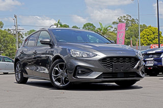 2018 Ford Focus SA 2019.25MY ST-Line Magnetic 8 Speed Automatic Hatchback.