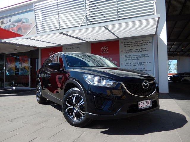 Used Mazda CX-5 MY13 Upgrade Maxx (4x4), 2014 Mazda CX-5 MY13 Upgrade Maxx (4x4) Black 6 Speed Automatic Wagon
