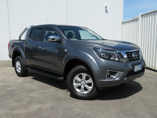 Demo Nissan Navara D23 S4 MY19 ST, 2019 Nissan Navara D23 S4 MY19 ST Slate Grey 7 Speed Sports Automatic Utility