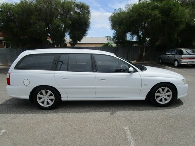 Used Holden Berlina VZ MY06 Upgrade , 2007 Holden Berlina VZ MY06 Upgrade 4 Speed Automatic Wagon