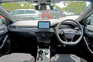 2018 Ford Focus SA 2019.25MY ST-Line Magnetic 8 Speed Automatic Hatchback