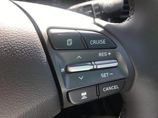 2019 Hyundai Kona OS.3 MY20 Elite D-CT AWD Tangerine Comet 7 Speed Sports Automatic Dual Clutch