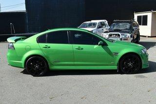 2008 Holden Commodore VE MY08 SS Green 6 Speed Manual Sedan