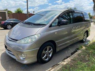2005 Toyota Estima MCR30 Aeras S Grey Automatic Wagon.