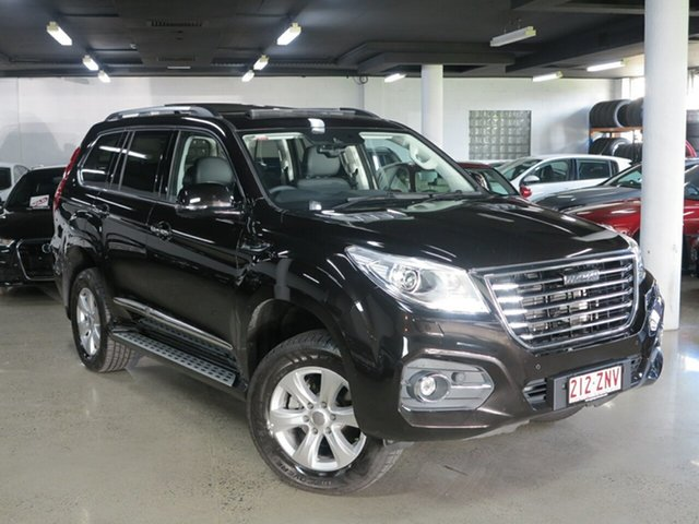 Used Haval H9 MY19 Ultra, 2019 Haval H9 MY19 Ultra Black 8 Speed Automatic Wagon
