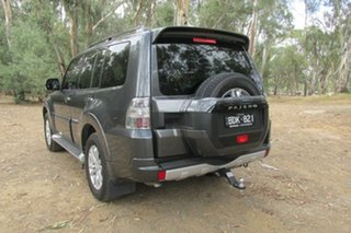 2019 Mitsubishi Pajero NX MY19 GLX Grey 5 Speed Sports Automatic Wagon.