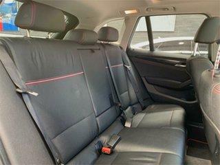 2012 BMW X1 E84 LCI sDrive20i Black Sports Automatic Wagon