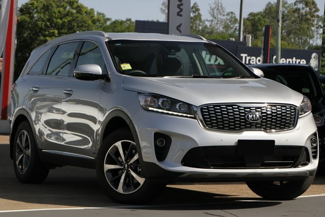Used Kia Sorento UM MY19 Sport AWD, 2019 Kia Sorento UM MY19 Sport AWD Silky Silver 8 Speed Sports Automatic Wagon
