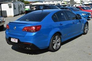 2014 Holden Commodore VF MY15 SS Blue 6 Speed Automatic Sedan