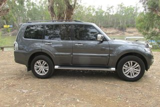 2019 Mitsubishi Pajero NX MY19 GLX Grey 5 Speed Sports Automatic Wagon