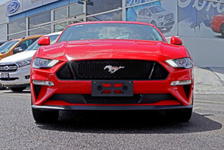 2018 Ford Mustang FN 2018MY GT Fastback Race Red 6 Speed Manual Fastback.