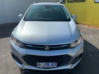 2017 Holden Trax TJ MY18 LS Nitrate 6 Speed Automatic Wagon.