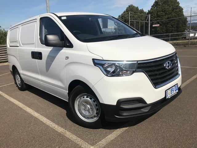 Demo Hyundai iLOAD TQ4 MY20 , 2019 Hyundai iLOAD TQ4 MY20 Creamy White 5 Speed Automatic Van