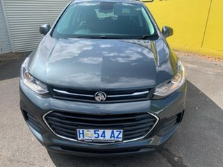 2017 Holden Trax TJ MY18 LS Son of a Gun Grey 6 Speed Automatic Wagon.