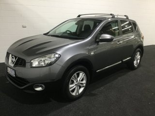 2013 Nissan Dualis J10W Series 4 MY13 TS Hatch 2WD Silver 6 Speed Manual Hatchback