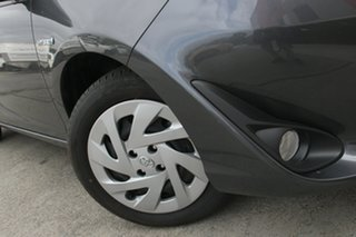 2018 Toyota Prius c NHP10R E-CVT Graphite 1 Speed Constant Variable Hatchback Hybrid.