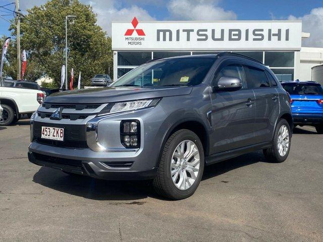 Demo Mitsubishi ASX XD MY20 LS 2WD, 2019 Mitsubishi ASX XD MY20 LS 2WD Titanium 6 Speed Constant Variable Wagon