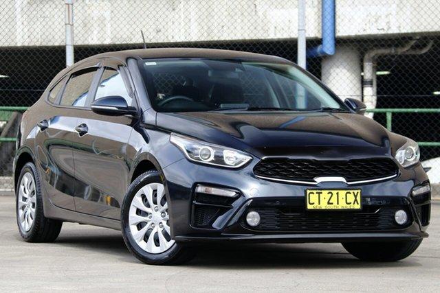 Used Kia Cerato BD MY20 S, 2019 Kia Cerato BD MY20 S Gravity Blue 6 Speed Automatic Hatchback