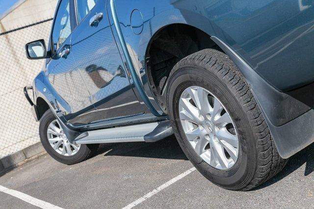 Used Mazda BT-50 UP0YF1 XTR, 2013 Mazda BT-50 UP0YF1 XTR Blue 6 Speed Sports Automatic Utility