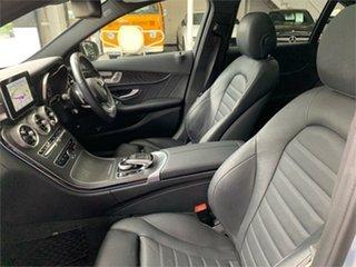 2015 Mercedes-Benz C-Class W205 C250 Diamond Silver Sports Automatic Sedan