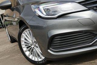 2017 Holden Astra BK MY17.5 R Grey 6 Speed Automatic Hatchback.