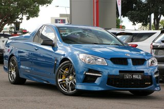 2015 Holden Special Vehicles Maloo Gen-F MY15 GTS Blue 6 Speed Manual Utility.