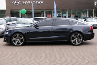 2015 Audi A5 8T MY15 Sportback 2.0 TFSI Quattro Blue 7 Speed Auto Direct Shift Hatchback