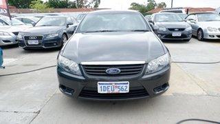2009 Ford Falcon FG XT Grey 4 Speed Sports Automatic Sedan.