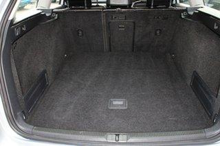 2011 Volkswagen Passat 3C MY11 125 TDI Highline Silver 6 Speed Direct Shift Wagon