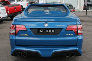 2015 Holden Special Vehicles Maloo Gen-F MY15 GTS Blue 6 Speed Manual Utility