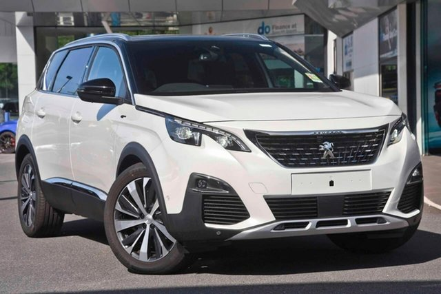 New Peugeot 5008 P87 MY20 GT, 2020 Peugeot 5008 P87 MY20 GT N9m6 8 Speed Automatic Wagon
