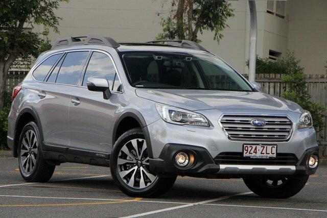 Used Subaru Outback B6A MY16 2.5i CVT AWD Premium, 2016 Subaru Outback B6A MY16 2.5i CVT AWD Premium Silver 6 Speed Constant Variable Wagon