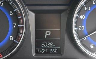 2019 Suzuki Baleno EW Series II GL Silver 4 Speed Automatic Hatchback.