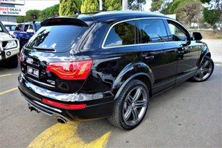 2012 Audi Q7 MY13 TDI Tiptronic Quattro Black 8 Speed Sports Automatic Wagon.
