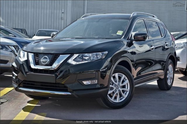New Nissan X-Trail T32 Series II ST-L X-tronic 4WD, 2019 Nissan X-Trail T32 Series II ST-L X-tronic 4WD G41 7 Speed Constant Variable Wagon